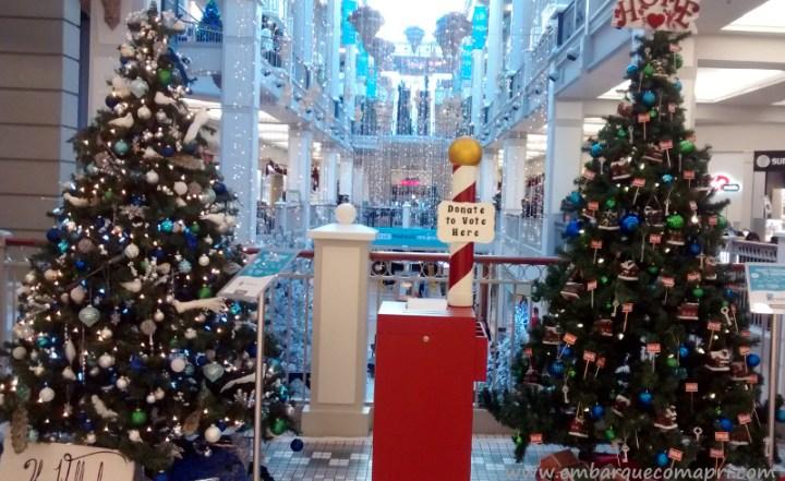 eventos natalinos em Victoria Festival of Tree Victoria