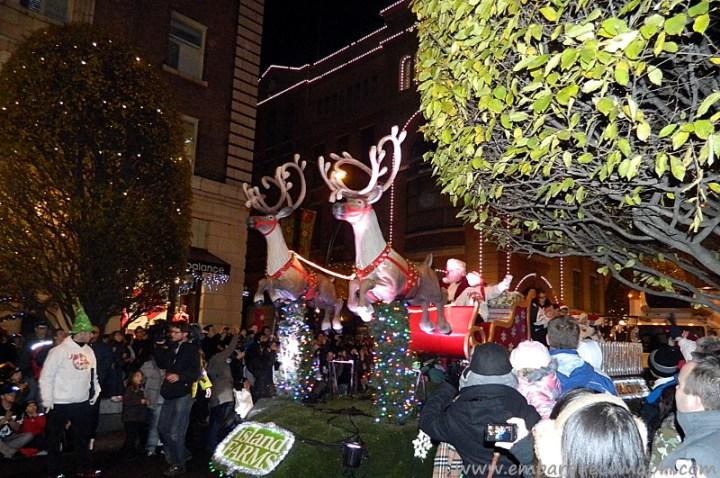 Eventos Natalinos em Victoria_Santa Claus Parade