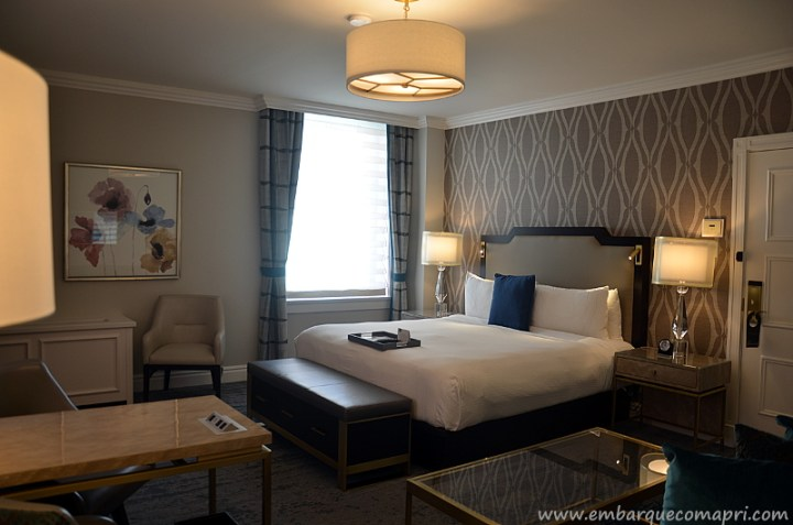 empress hotel Victoria
