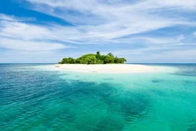 Vivre sur une ile deserte