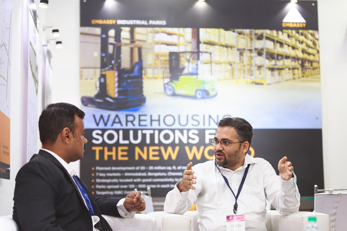 India Warehousing & Logistics Show-19