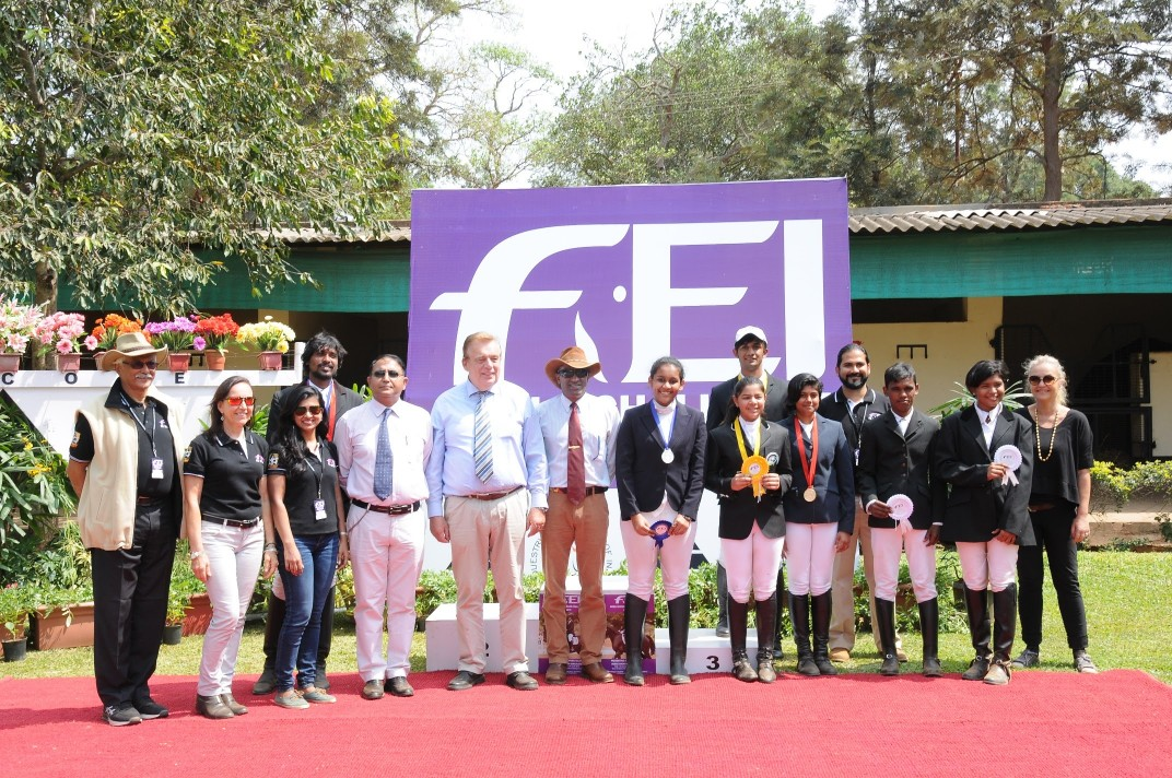 FEI World dressage challenge