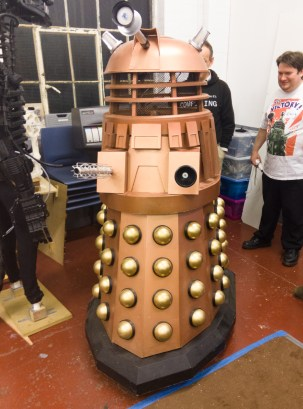 Alan the Dalek