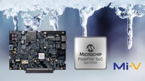 Microchip FPGA PolarFire SoC IcicleKit Mi-V-Ecosystem