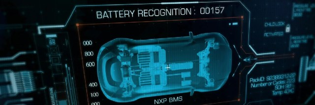 battery management NXP