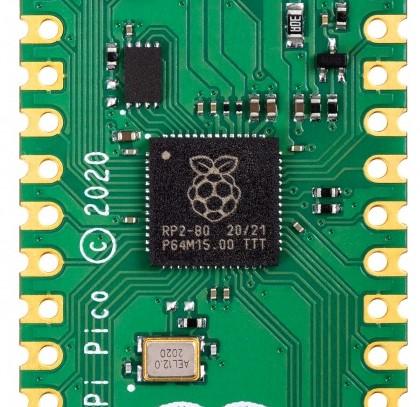 Raspberry-Pi-Pico-with-RP2040