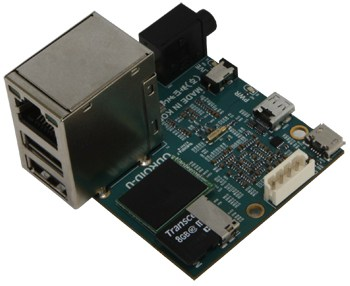 Compact Linux board
