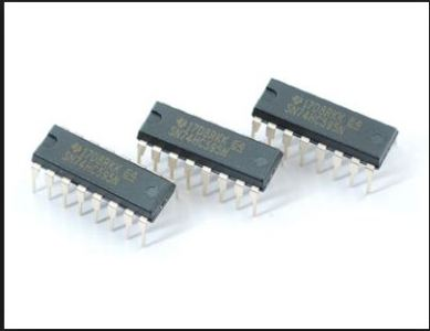 74HC595  shift register
