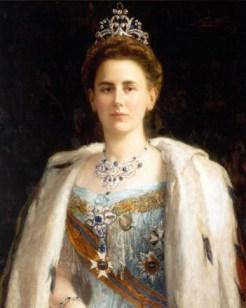 Queen Wilhelmina1898