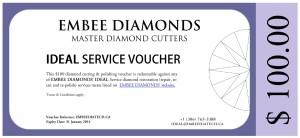 IDEAL Service Voucher