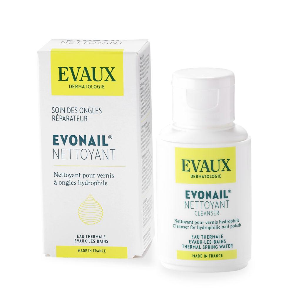 Evonail Nettoyant Ongles - Evaux