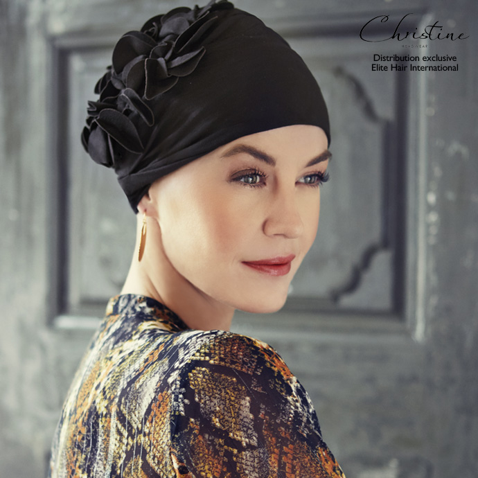 Turban Noir