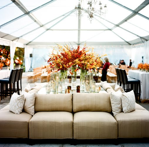 Multiple Wedding Receptions: Tips For Creating The Perfect Lounge