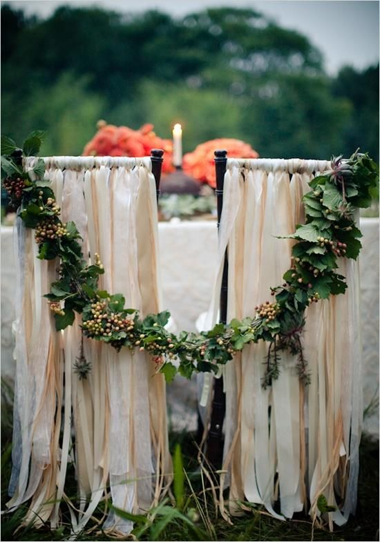 How To: Embellish Your Wedding Chairs | Embellished Events Blog