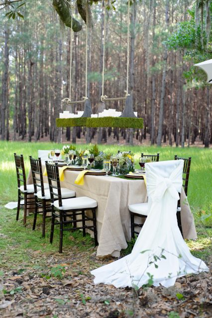 How To: Embellish Your Wedding Chairs