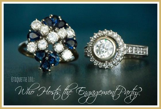 Etiquette 101 Engagement Party