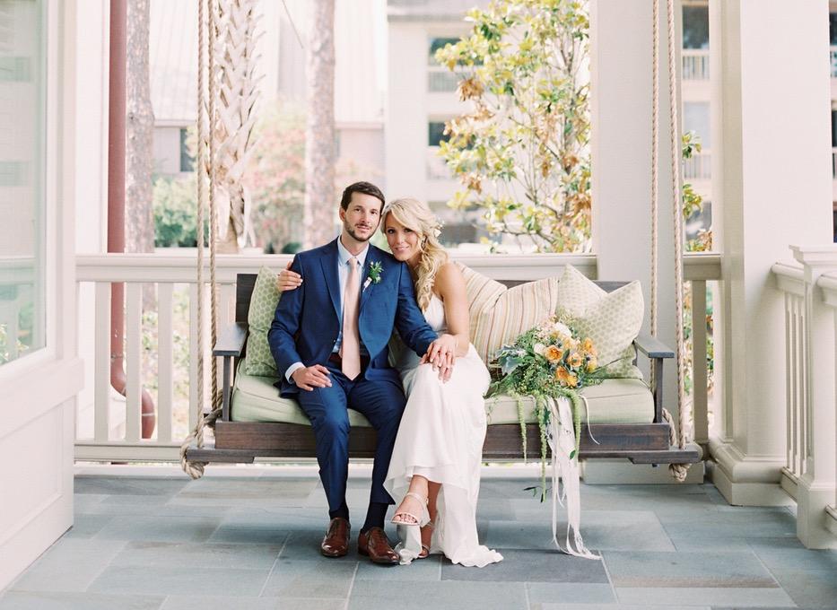 embellished events hilton head wedding