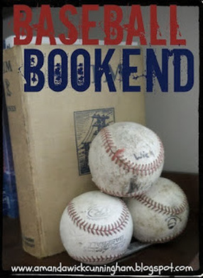 Vintage Baseball Party Supplies