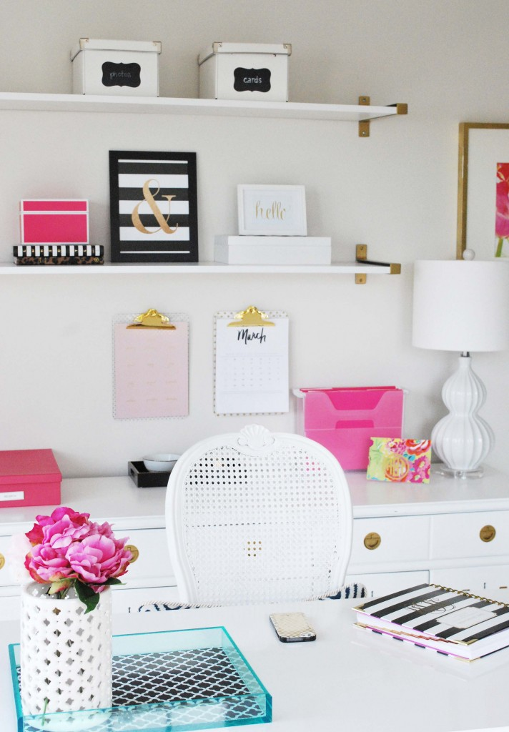 5 tips to designing a home office that will inspire for Nice office decor