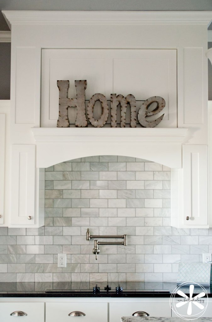 A kitchen that went from drab to dream kitchen fab.