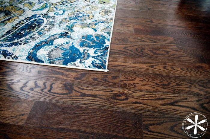 How To Keep Dark Hardwood Floors Clean Embellishology