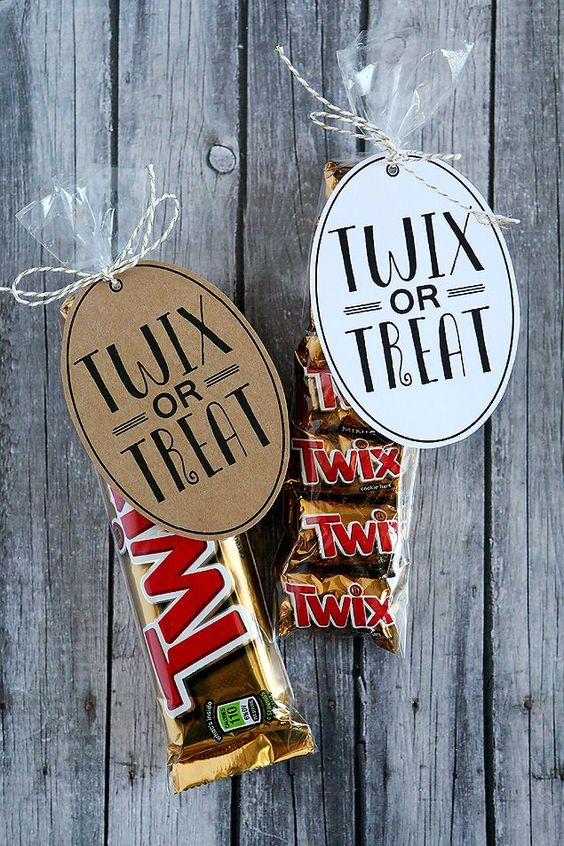 10 Last Minute Pre-Packaged Halloween Treat Ideas