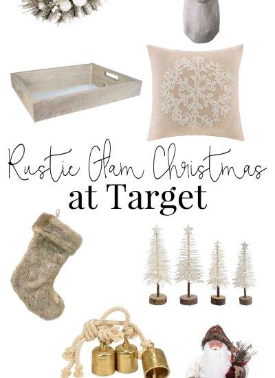 Rustic Glam Christmas