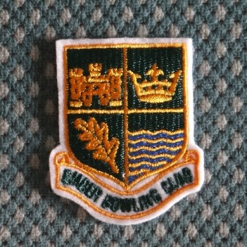 Sew on Ember B.C. Badge (for shirts etc.) £4.00