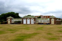 Marine Bowls Clubhouse.