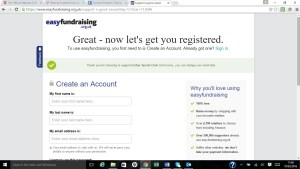 Registering Your Account