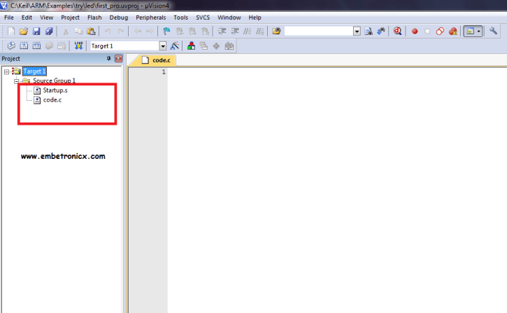 21-1 LPC2148 - Install Keil IDE