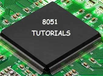 8051-tutorials 8051 Tutorials