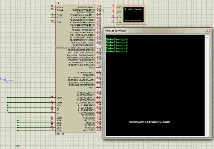 freertos-queue-tutorial FreeRTOS - LPC2148 Queue Tutorial