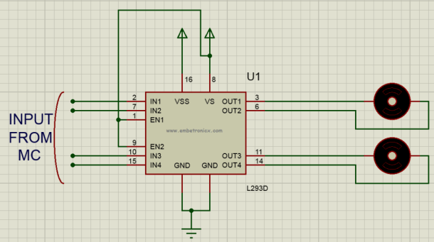 l293d-connection-1024x572 L293D Motor Driver Working Operation