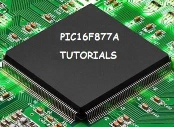 pic16f877a-tutorials PIC16F877A Tutorials