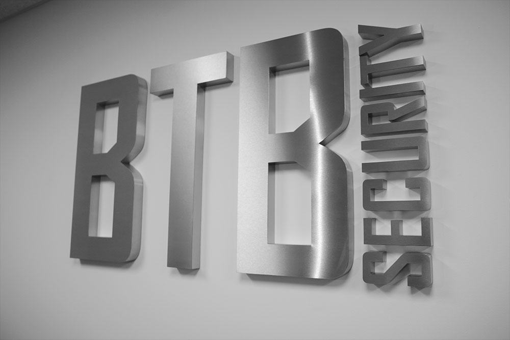 PROJECTS: Shots from the BTB Security Shoot!