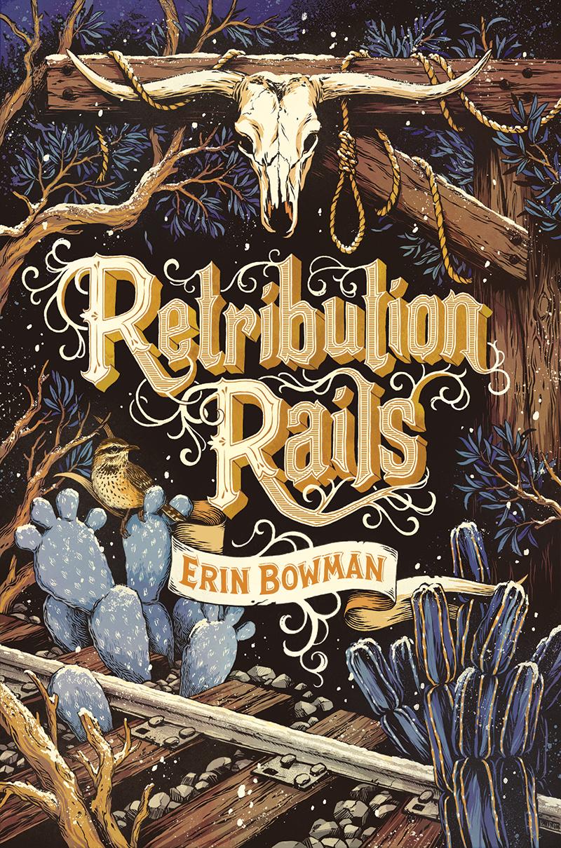 Retribution Rails cover