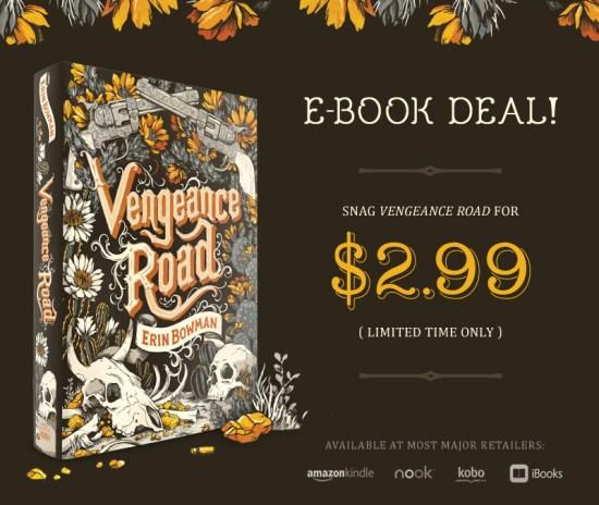 vengeance road ebook sale