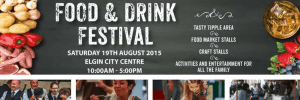 Elgin Food & Drink Festival 2017