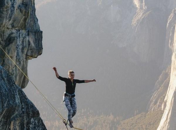 Taking Smarter Risks - Tightrope Walking