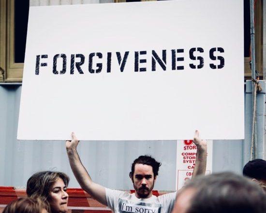 Hard to forgive