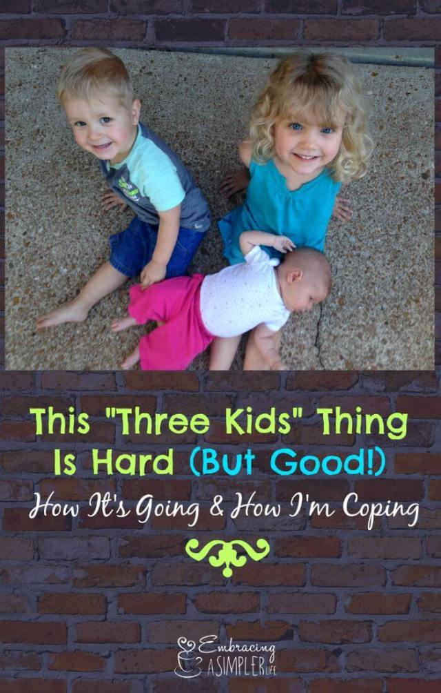 this three kids thing
