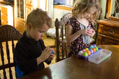 Resurrection Eggs for a Christ-Centered Easter