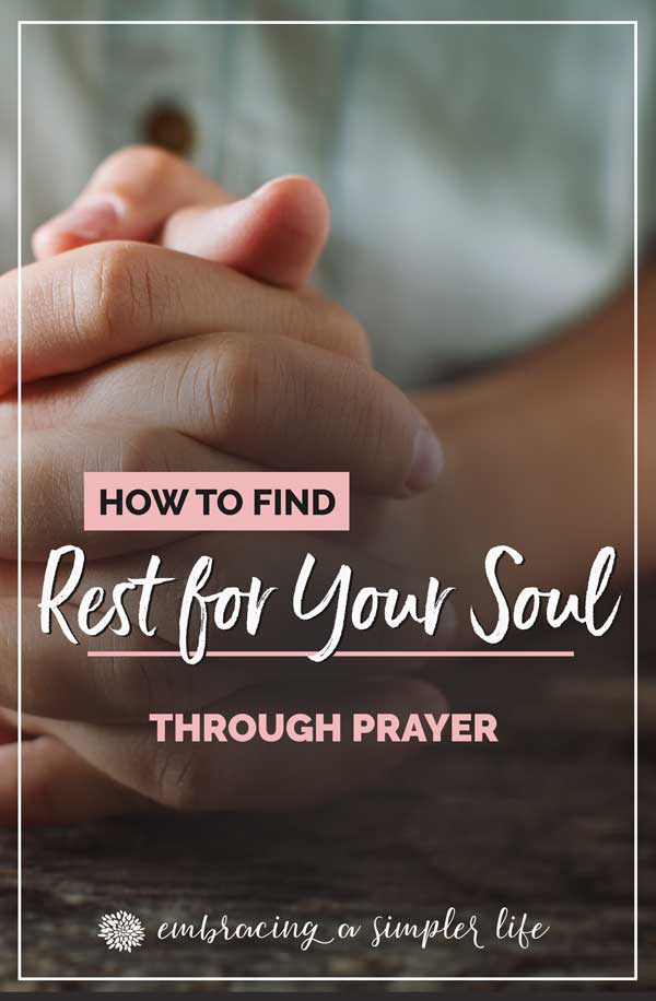 The Soul at Rest Book Review