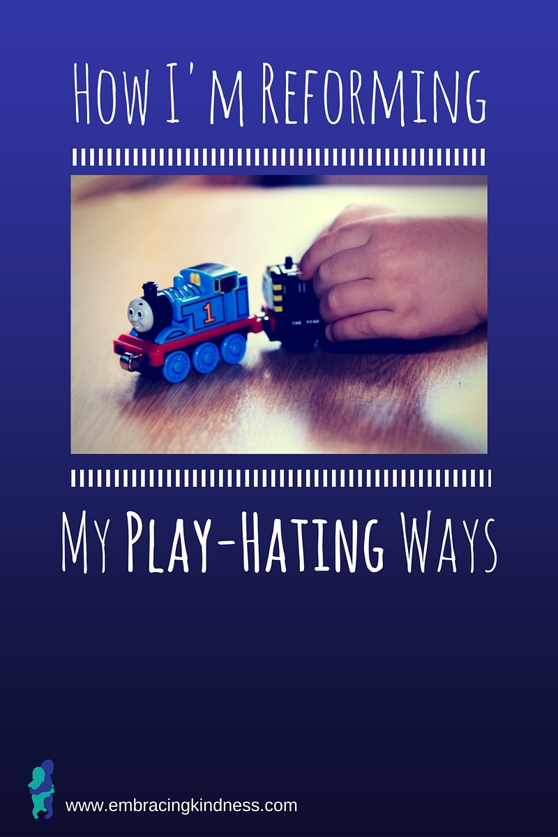 How I'm Reforming My Play-Hating Ways