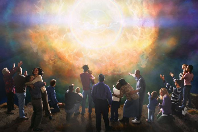 The Christ Consciousness Visits the Earth Today (Plus New World Prophecy)