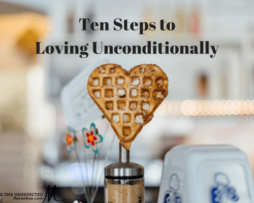 Do you want to love others unconditionally but find it nearly impossible? If so, maybe your approach to unconditional love could use a little teasing. I want to share with you ten steps that can help you love others unconditionally.