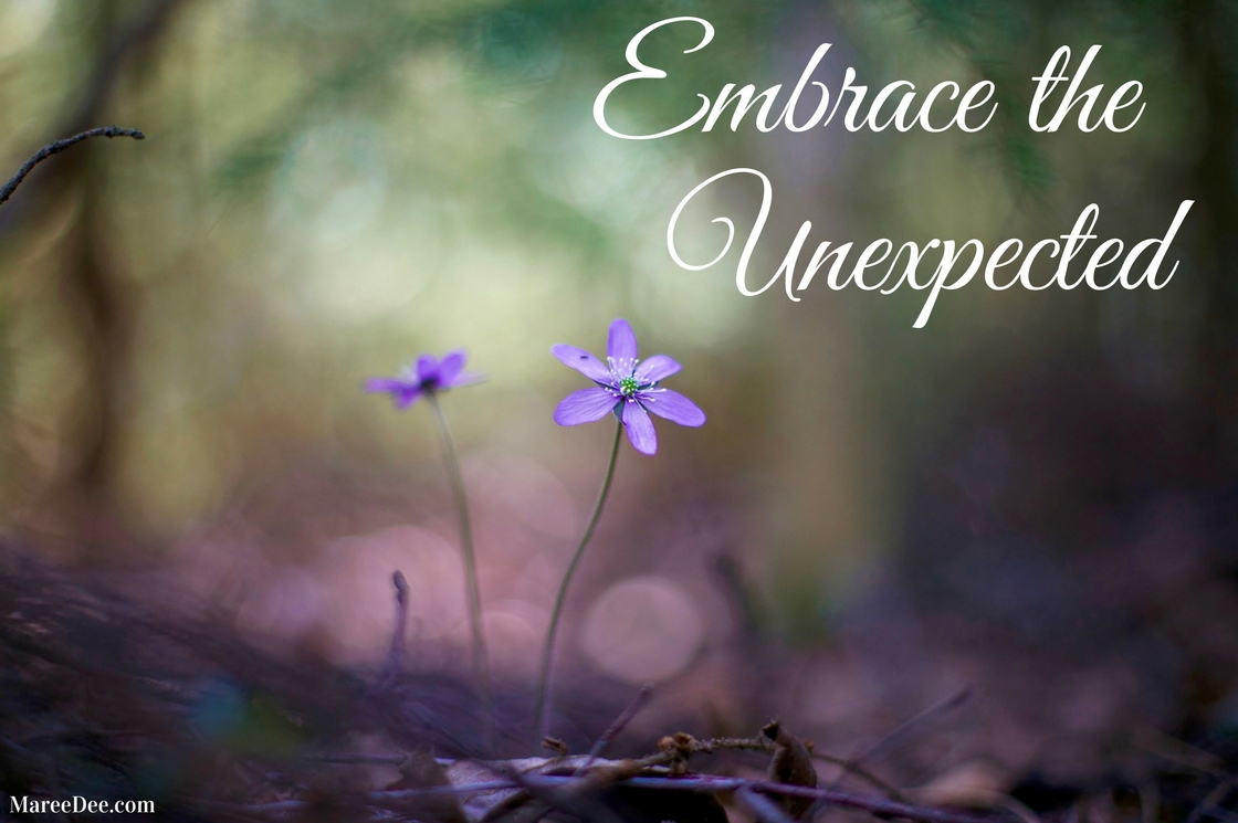 Embrace the Unexpected