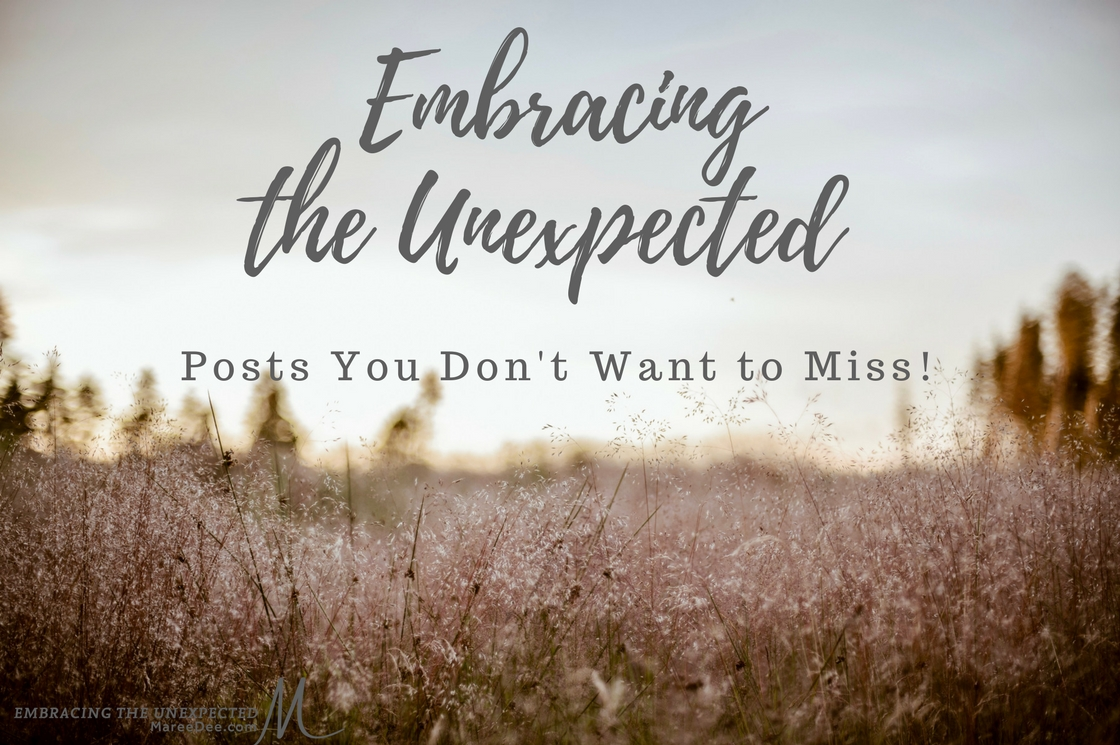 Embracing the Unexpected - Posts You Don't Want to Miss!