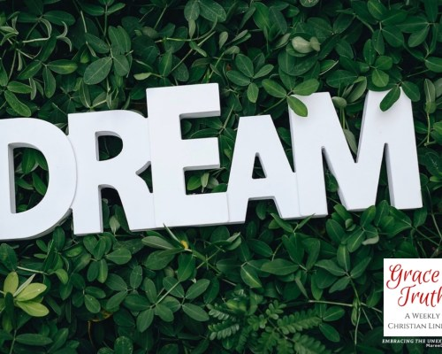 Do you take time to dream? It is always good for us to break from our routine and allow ourselves to rest, refuel, and let our mind wander a bit.